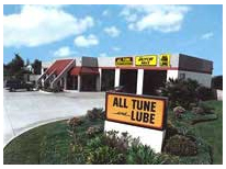 All Tune and Lube Franchise