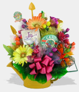Candy Bouquet Franchise Information