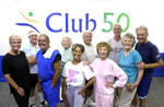 Club 50 Fitness Franchise for Sale