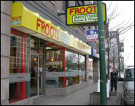 Froots Smoothies Franchise