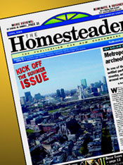 The Homesteader Publication Franchise