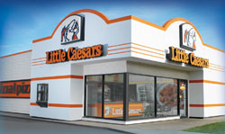 Little Caesars Pizza Franchise