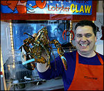 Love Maine Lobster Claw Vending Business Opportunity