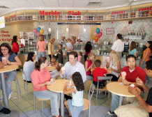Marble Slab Creamery Franchise for Sale