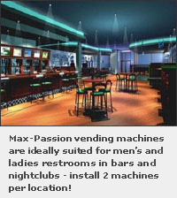 MaxPassion Vending Business Opportunity