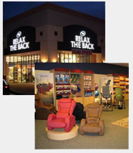 Relax the Back Franchise for Sale