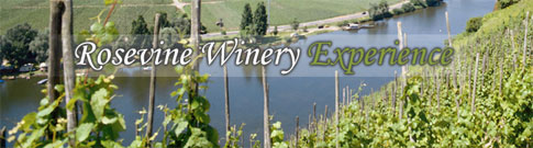 Rosevine Winery Wine Franchise for Sale
