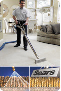Sears Carpet & Upholstery Care Franchise for Sale