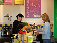 Squeeze Smoothie Franchise for Sale