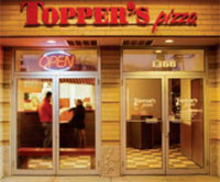 Toppers Pizza Franchise