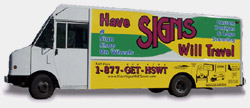 Have Signs Will Travel Franchise