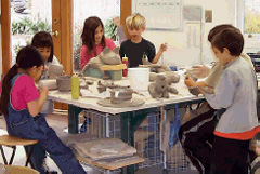 Kids 'n' Clay Pottery Studio Franchise for Sale