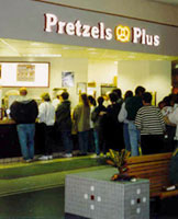 Pretzels Plus Franchise for Sale