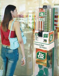 Tic Tac Vending Business Opportunity